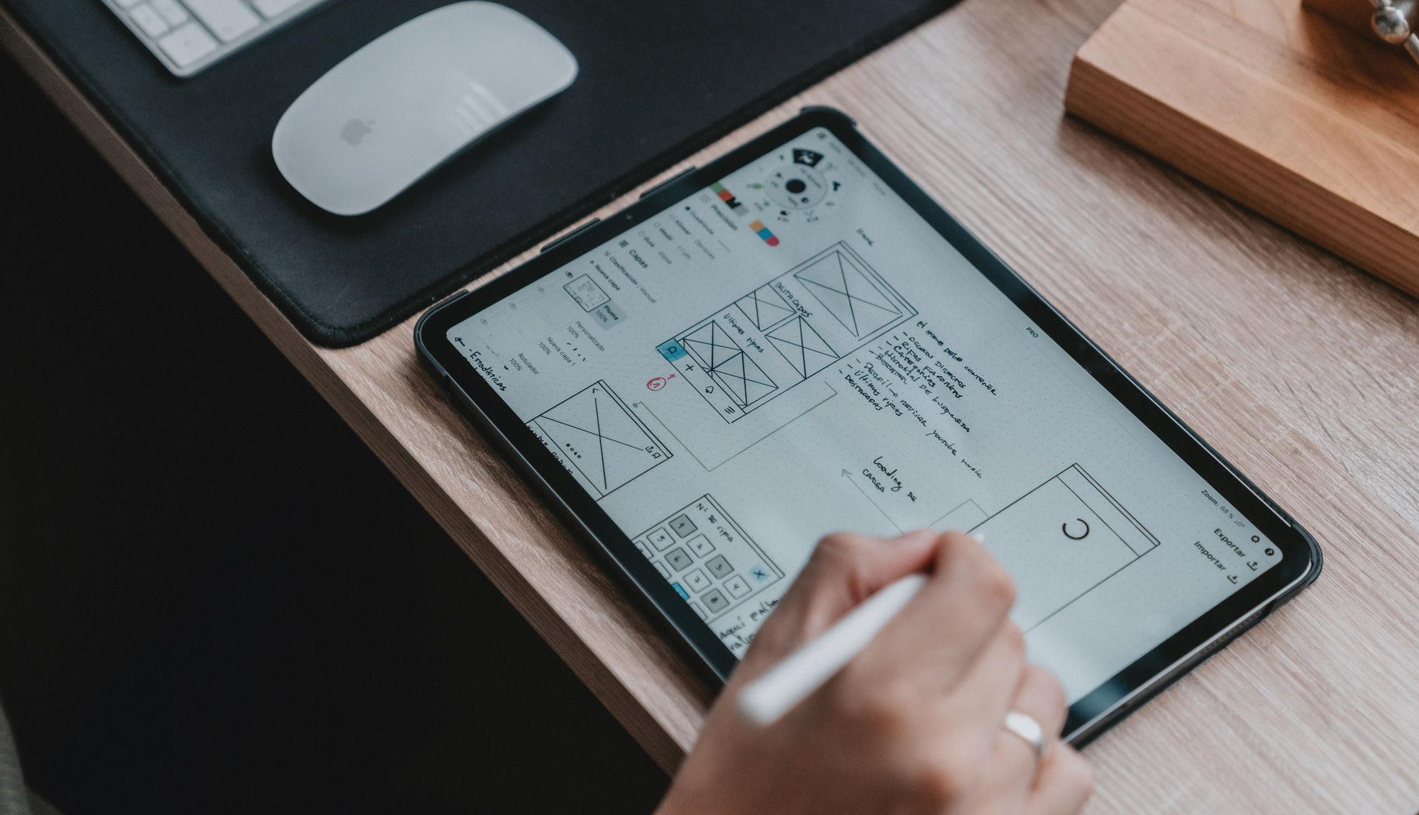 Adobe XD를 활용한 인터렉티브 UI 제작